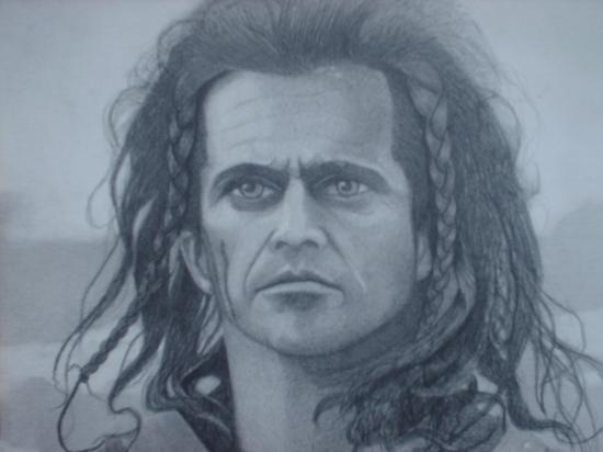 Mel Gibson by kyork